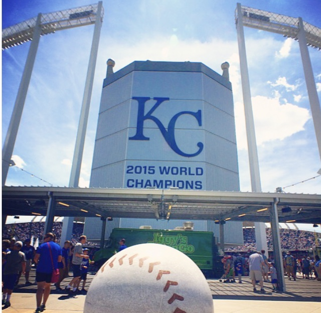 Kansas City Part 2- It's Time for a Royals Game!