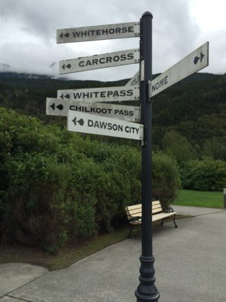 Unique Skagway and a Road Trip up the Klondike Highway